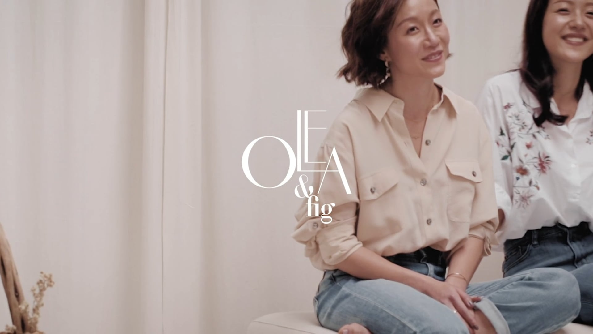 Olea and Fig Brand Video