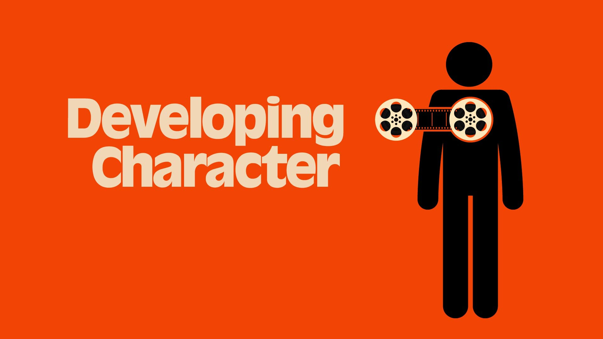 Developing Character Part 1