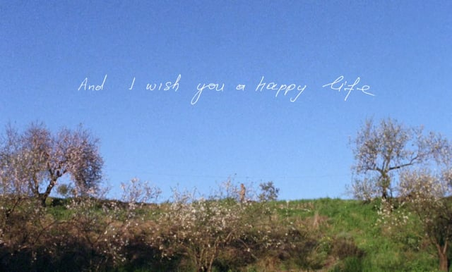 And I wish you a happy life (trailer)