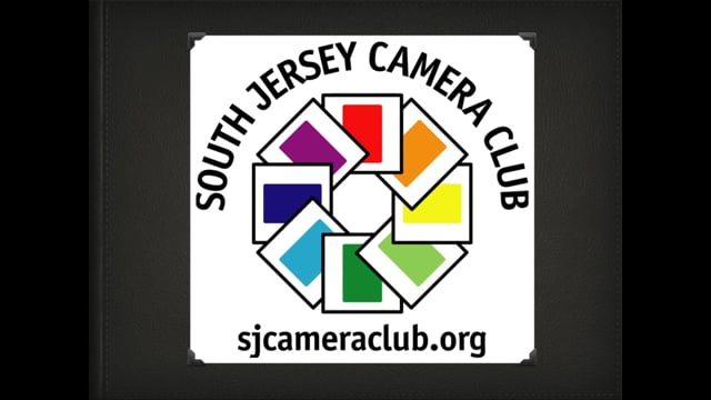 South Jersey Camera Club Exhibit - Pathways, Fall 2020