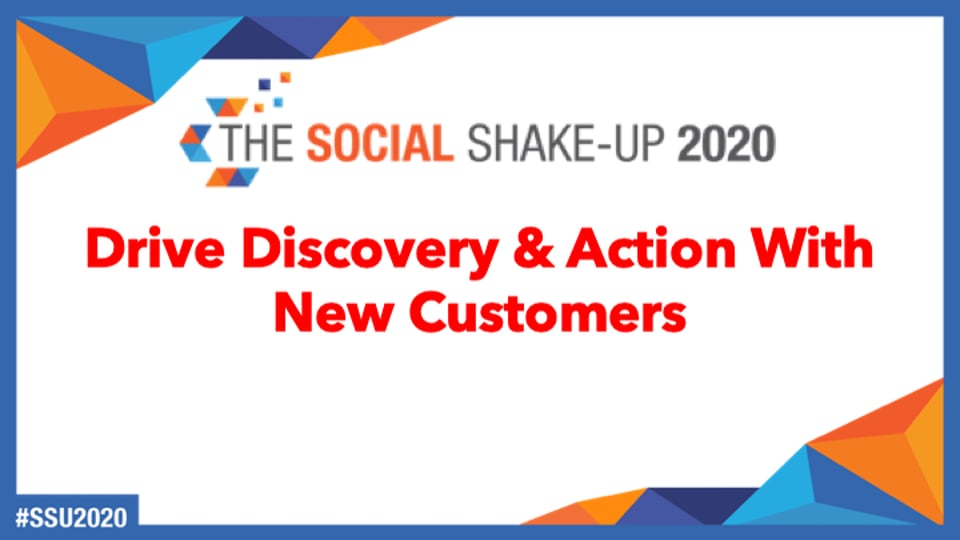 How to Drive Discovery & Action With New Customers