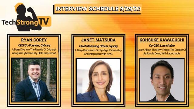 TechStrong TV - September 29, 2020
