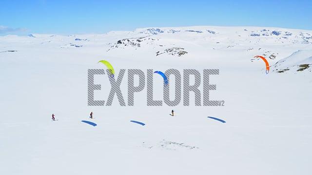 Explore V2- Product video