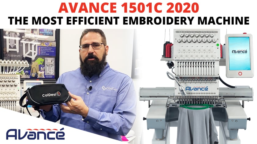 Finding a Commercial Embroidery Machine for Sale | Commercial Monogramming
