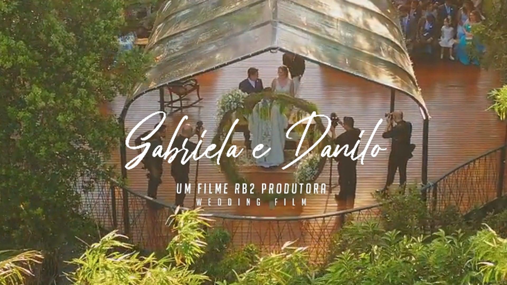 RB2 Produtora - Maria Gabriela e Danilo - Wedding Film