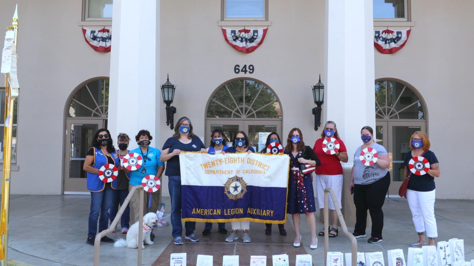 The Americal Legion Auxiliary