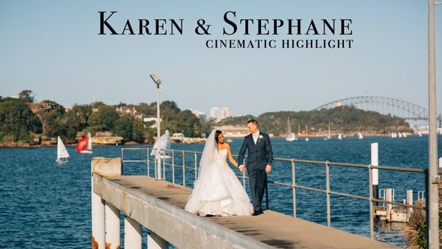 Karen & Stephane Test