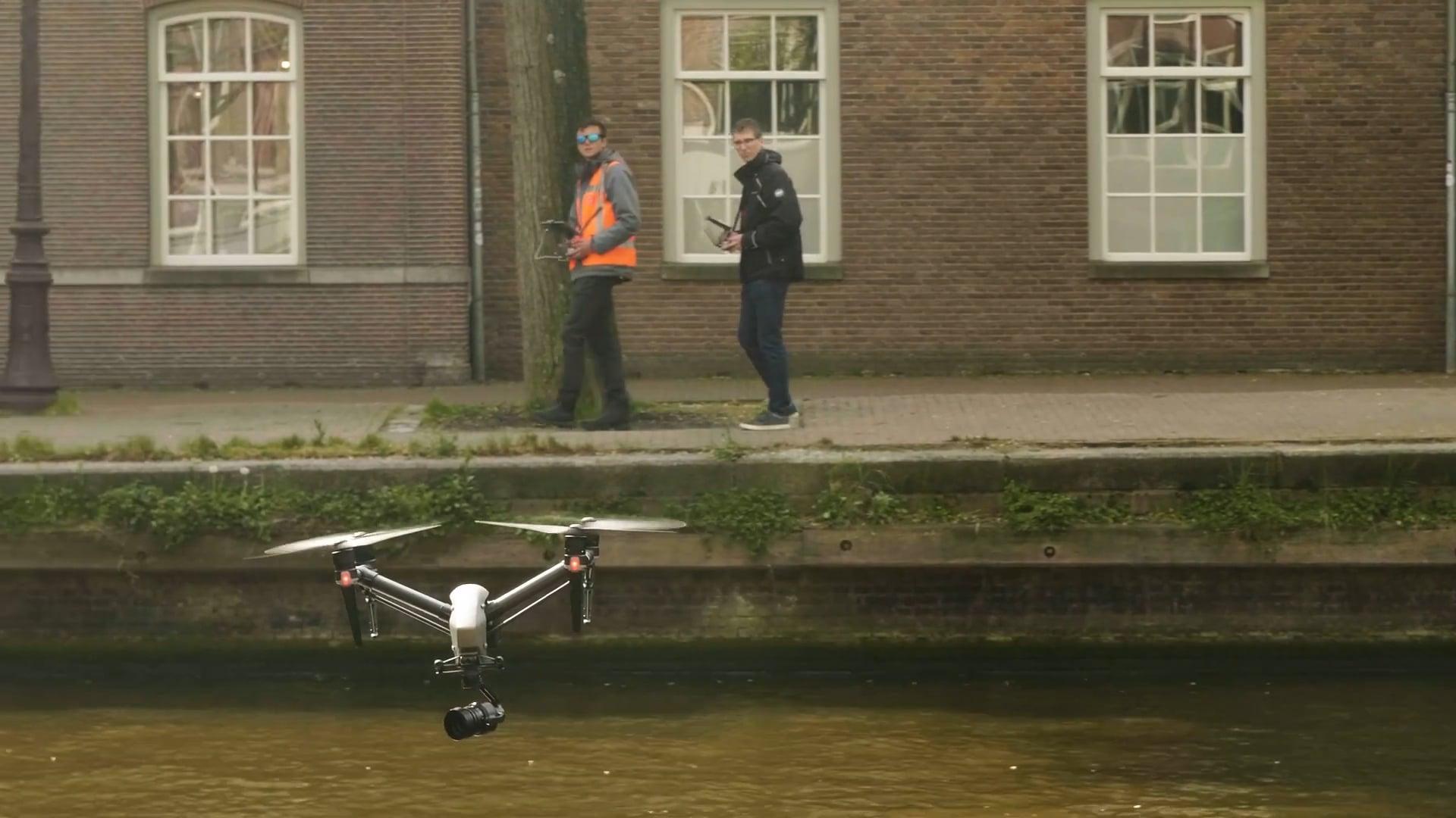 Antea Group - Drone Kademetingen Fotogrammetrie