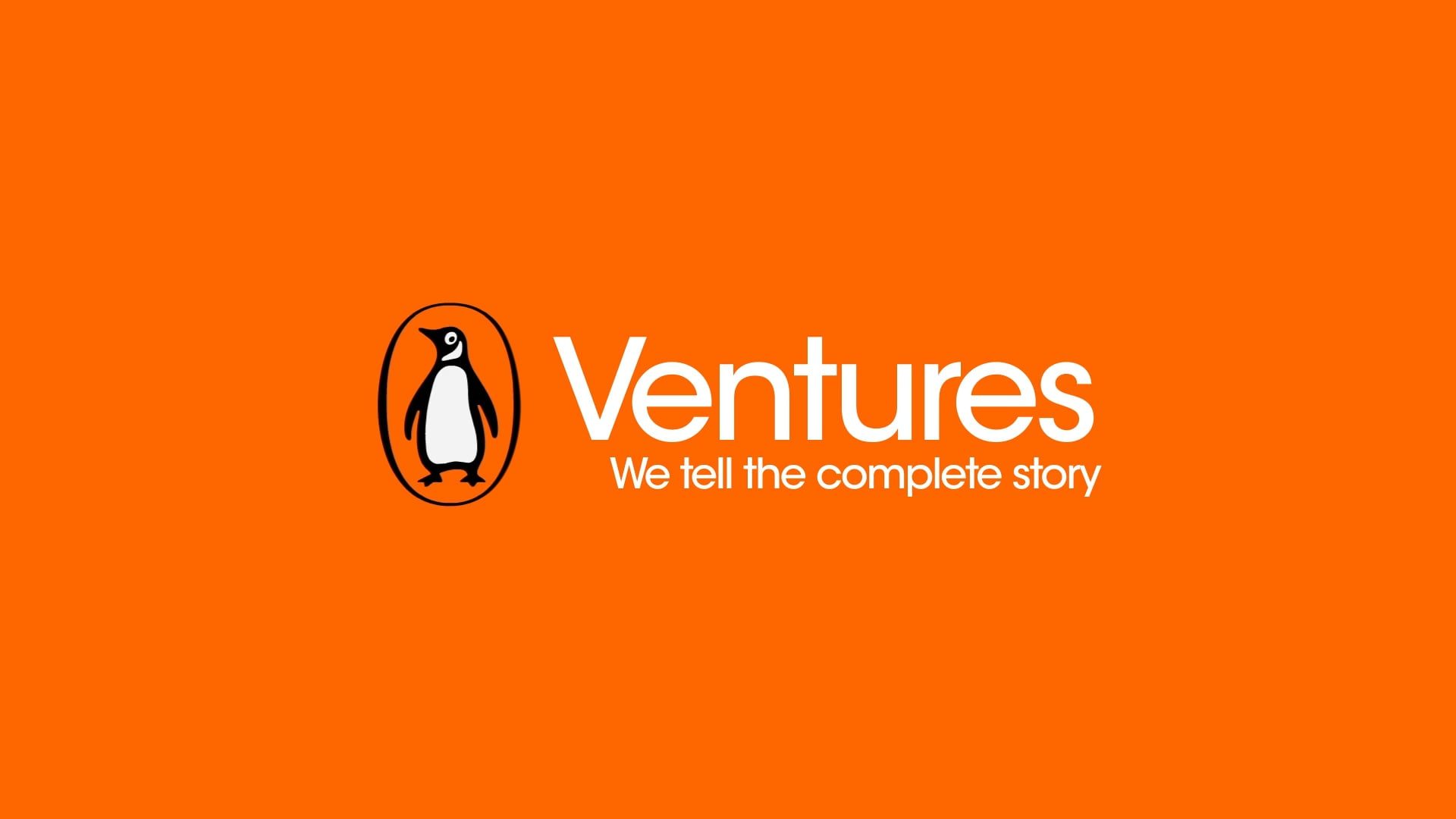 Penguin Ventures   We tell the complete story