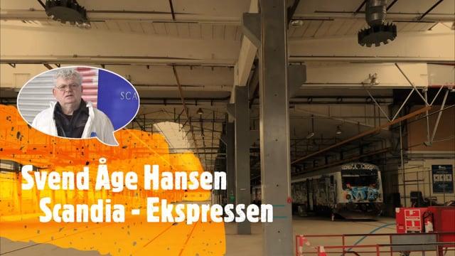 Svend Åge Hansen - Scandia-Ekspressen