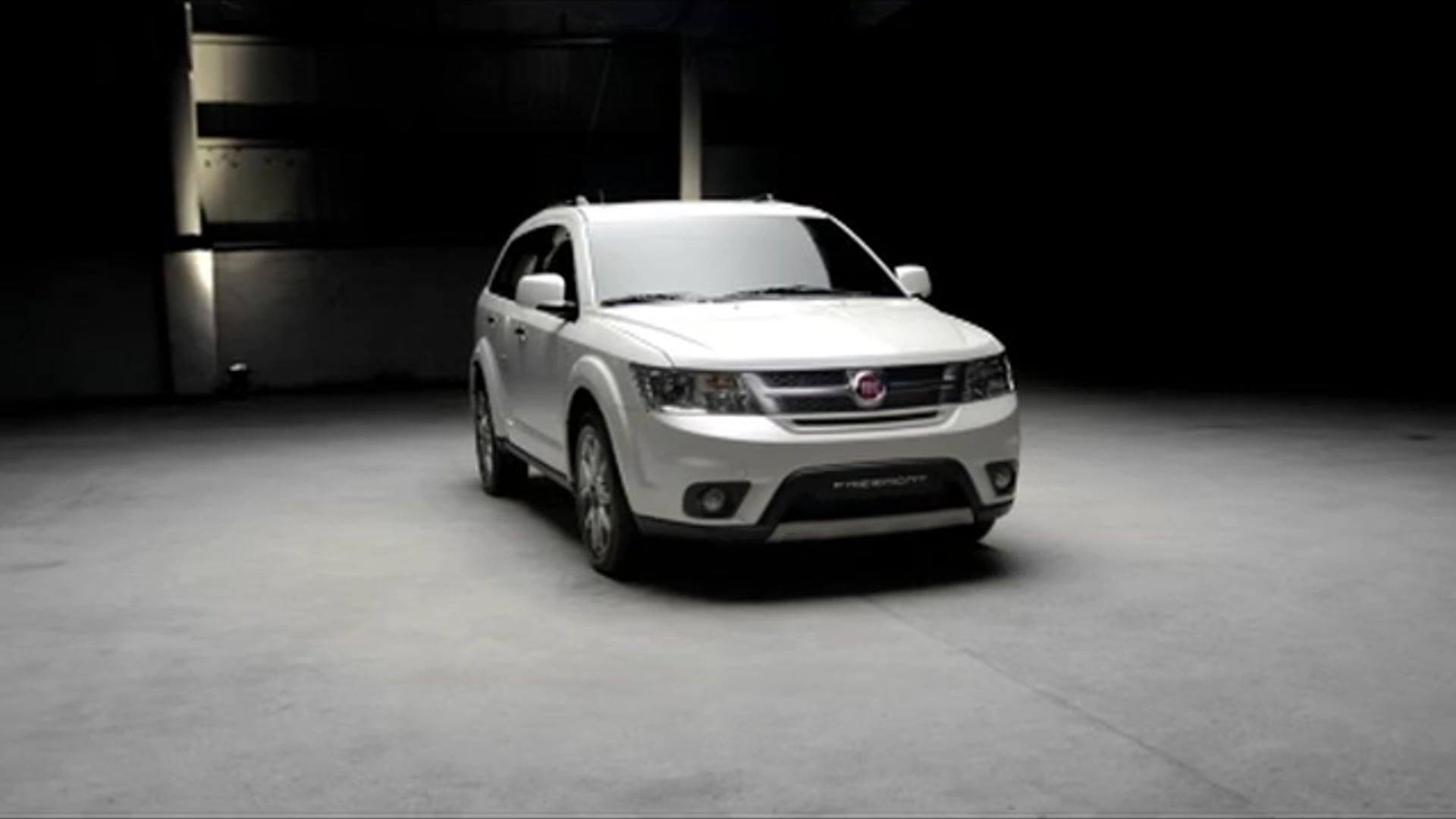 Cenk Alpsan -Fiat Freemont