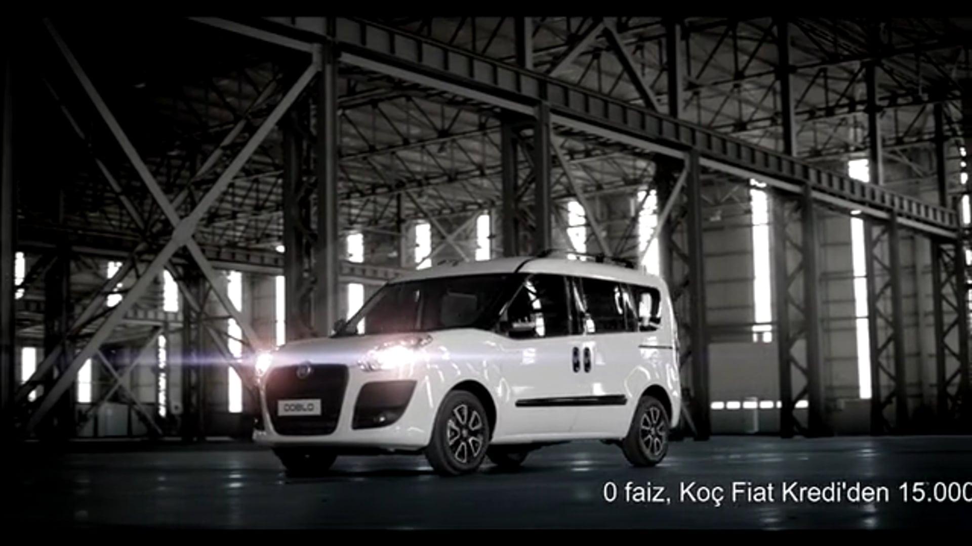 Cenk Alpsan -Fiat Doblo TV Commercial