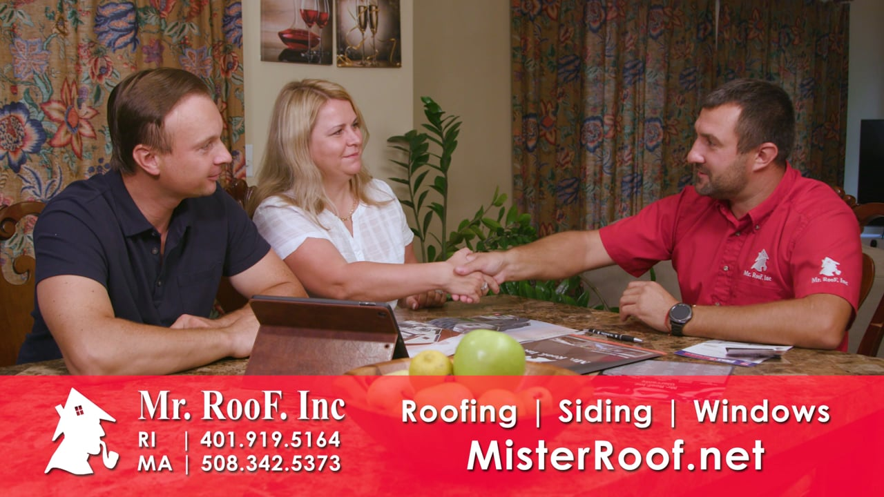 Mr. Roof 30 Second Commercial