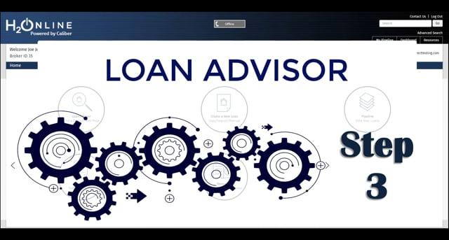 H2O Loan Advisor