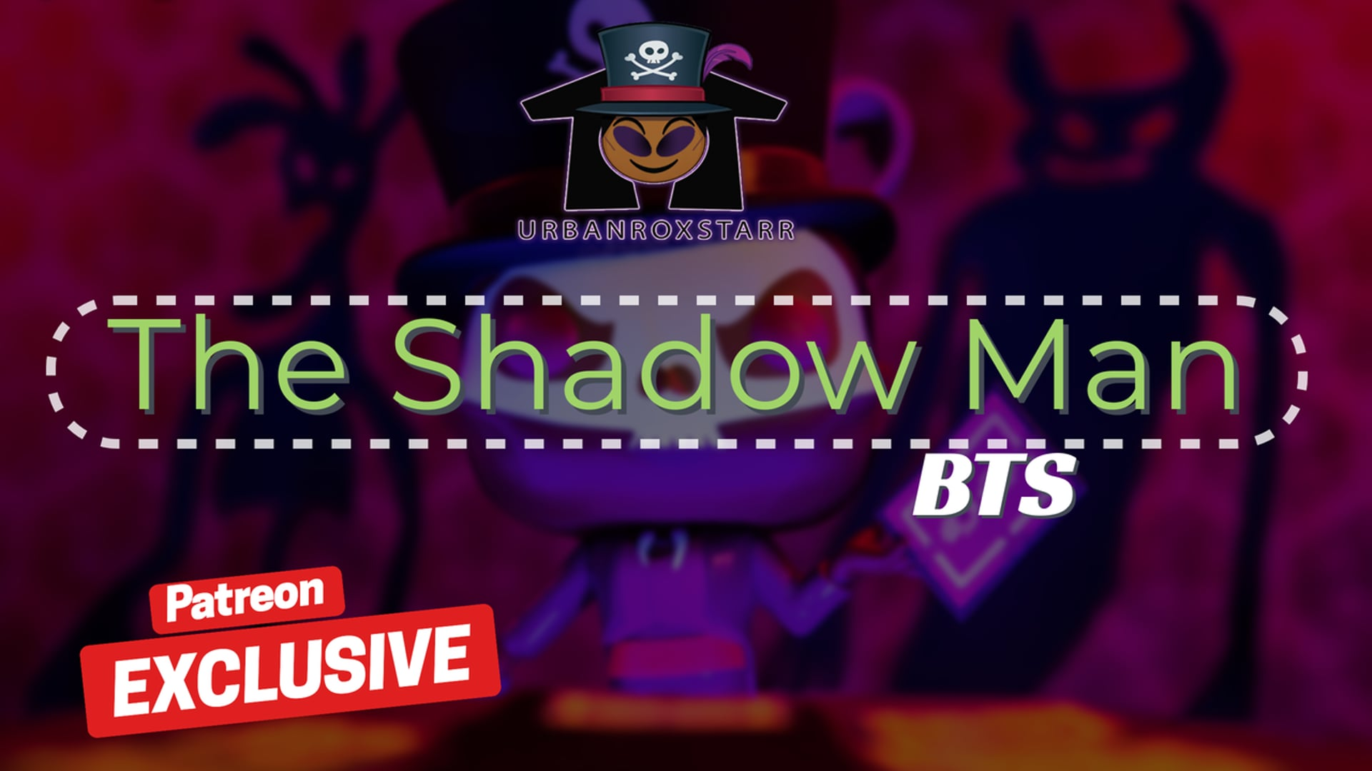 The Shadow Man BTS (LEAK)
