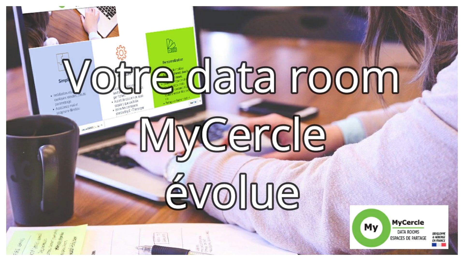 MyCercle Data Room