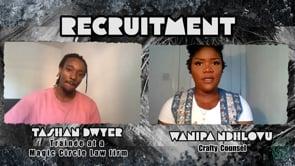 Recruitment - Part I