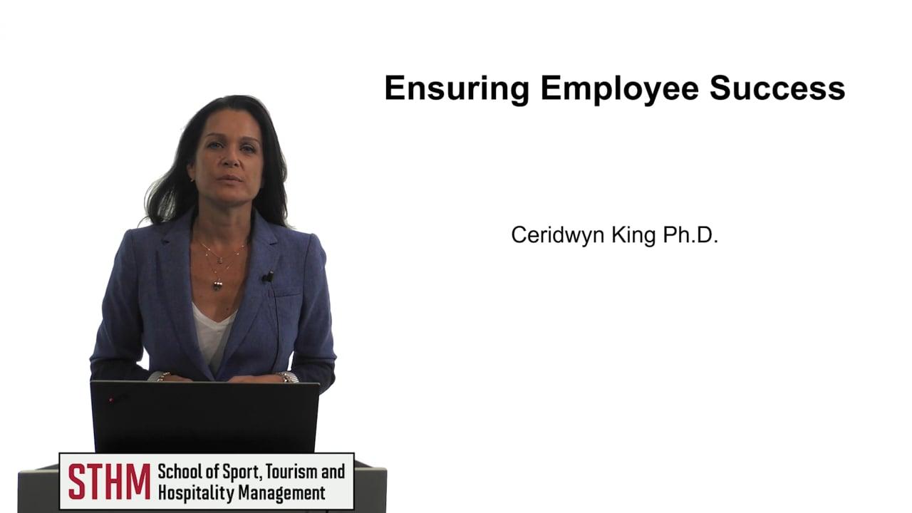 61883Ensuring Employee Success