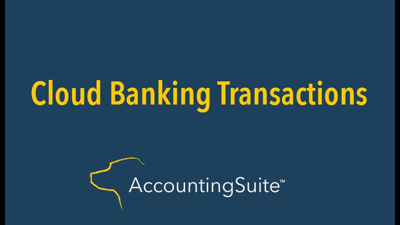 ACS Banking Transactions