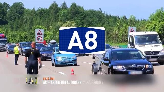 Abenteuer Autobahn - Dmax