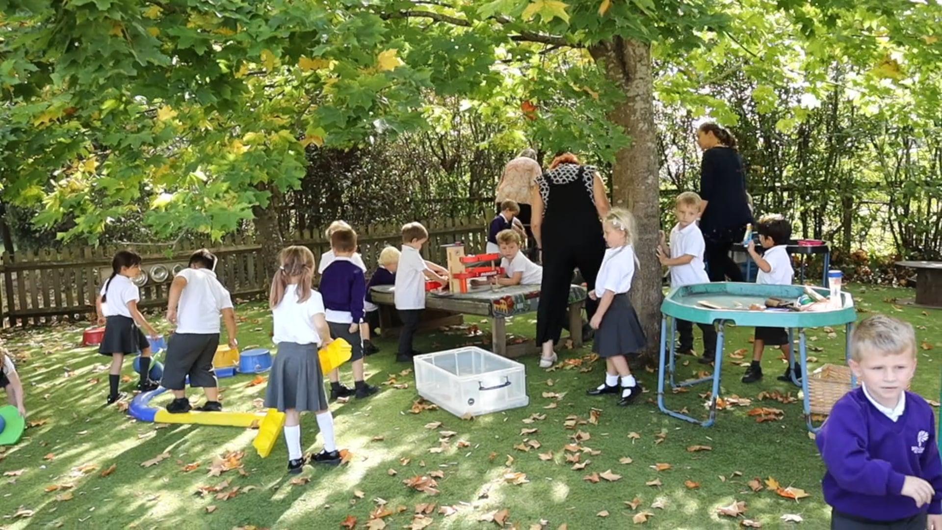 William Cobbett Primary School Virtual Tour