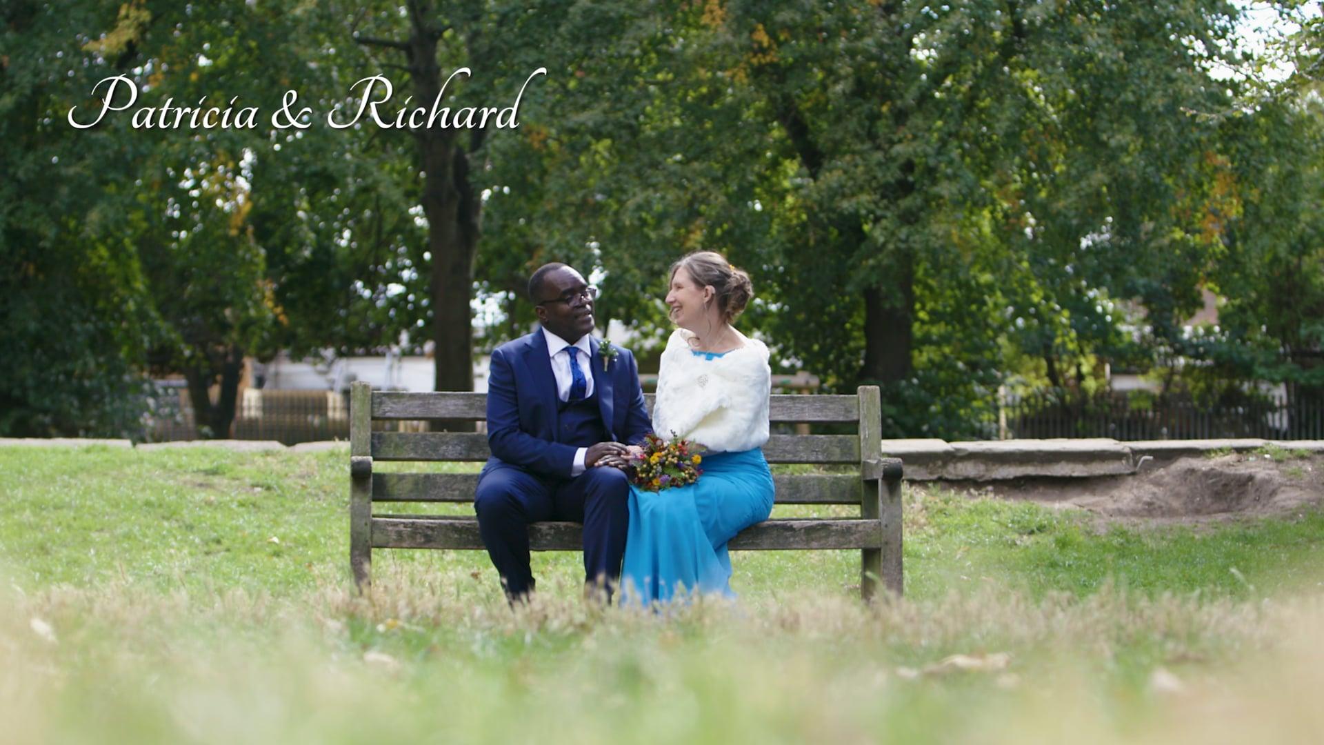 Patricia & Richard - Wedding Highlights (Event)