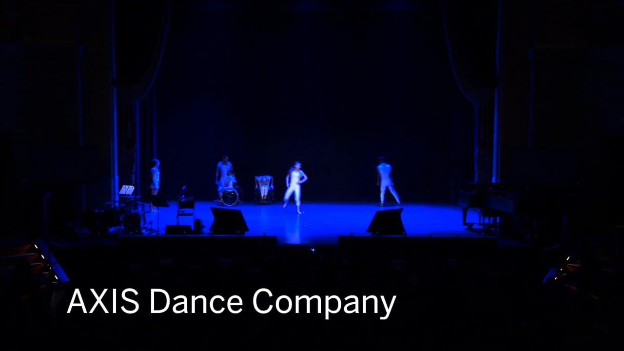 AXIS Dance Company | STIR 2018