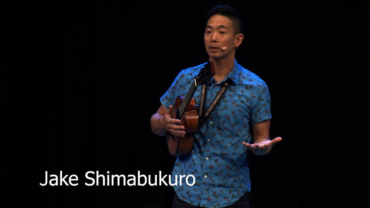 Music–The Language of Human Emotion | Jake Shimabukuro | STIR 2018