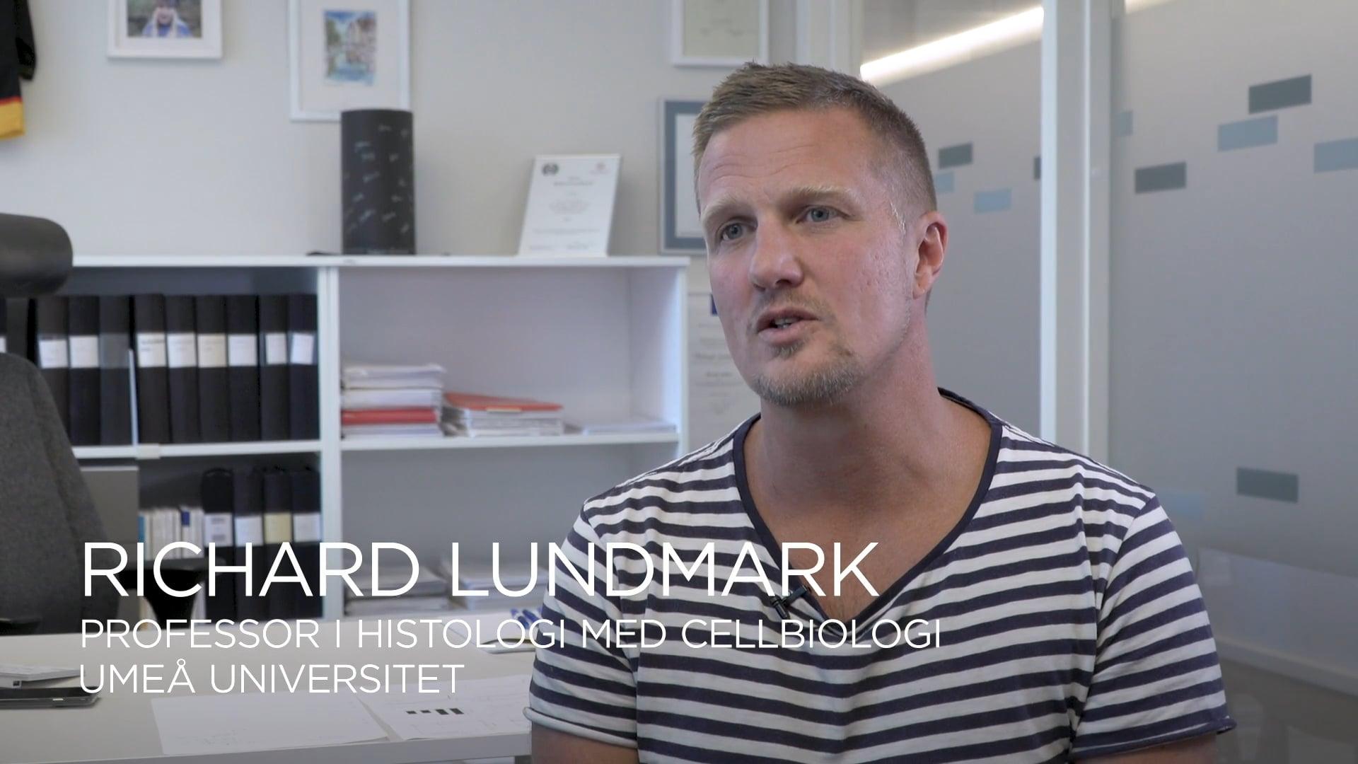 Film: Om Richard Lundmarks forskning