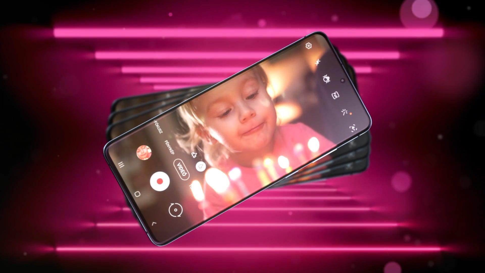 Telekom S20+ Advert