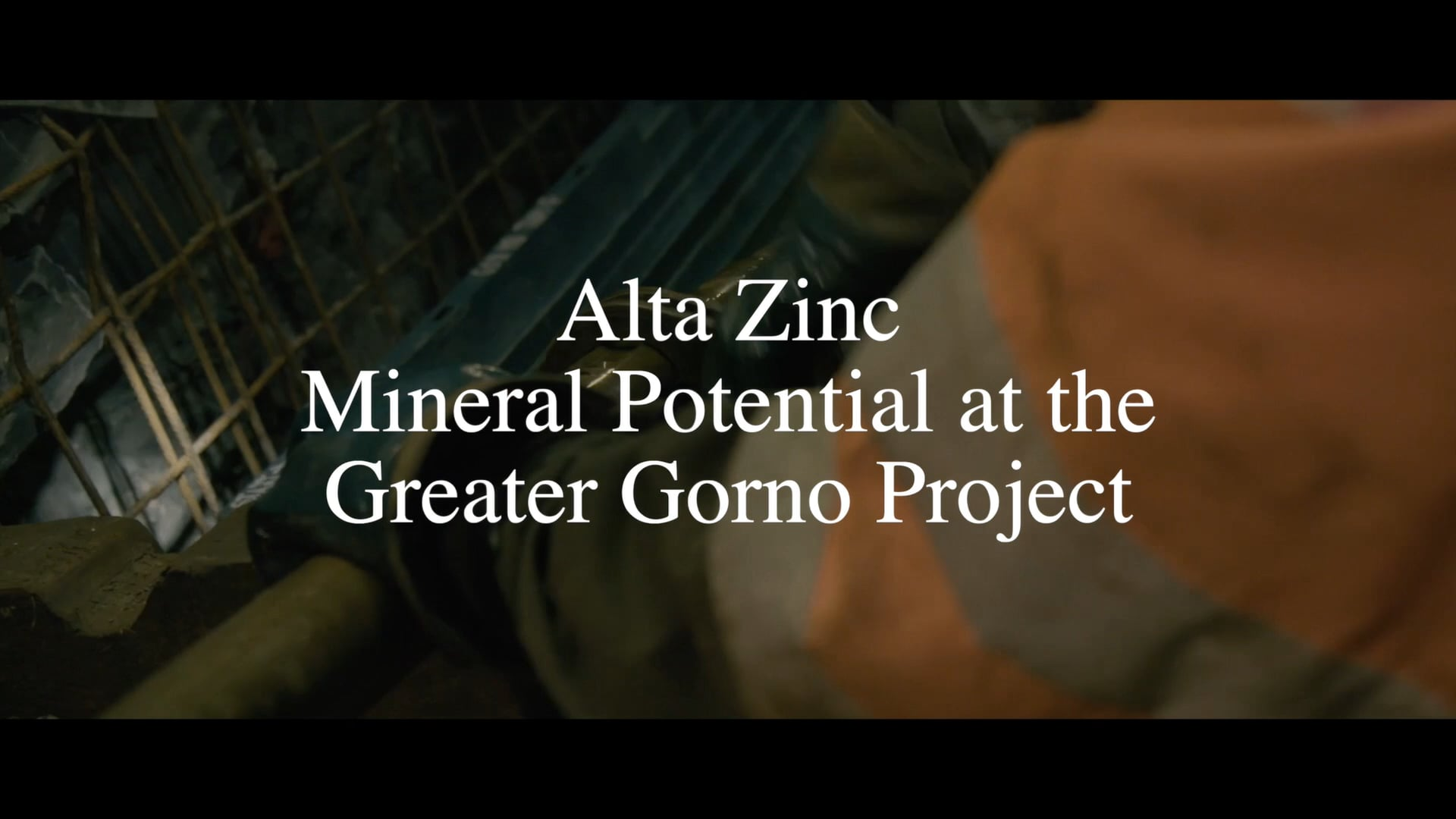 Alta Zinc: Mineral Potential at the Greater Gorno Project
