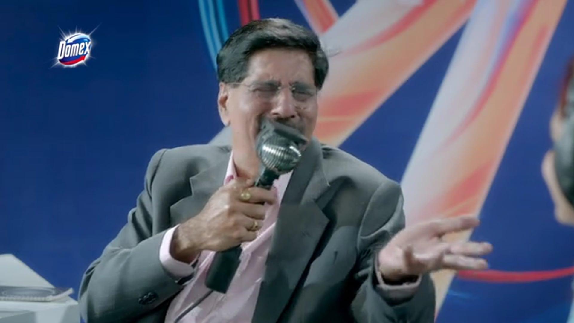 DOMEX | HUL | KRISHNAMACHARI SRIKHANTH | FILM 3 | IPL