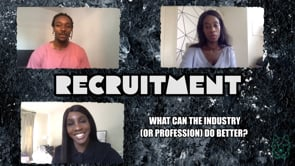 Recruitment - Part II