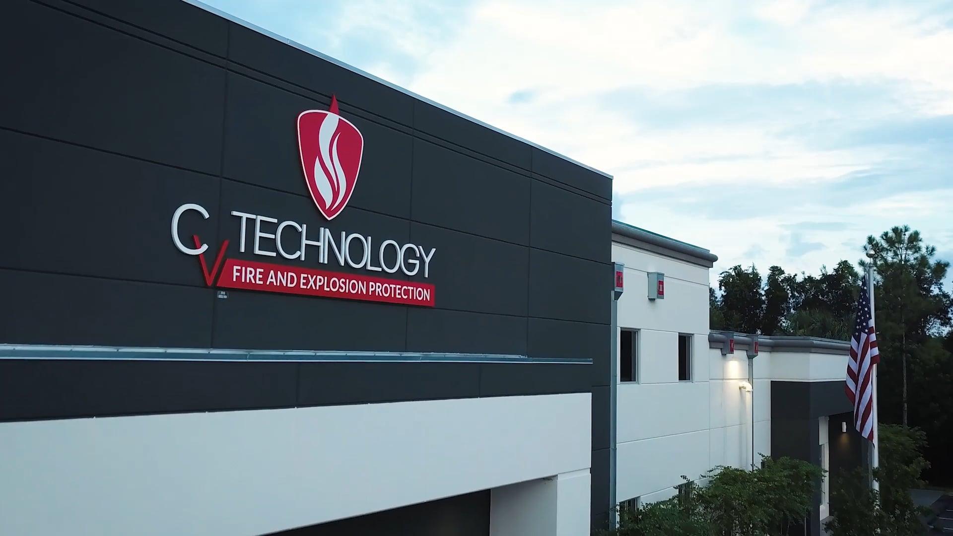 CV Technology: Corporate Brand Video