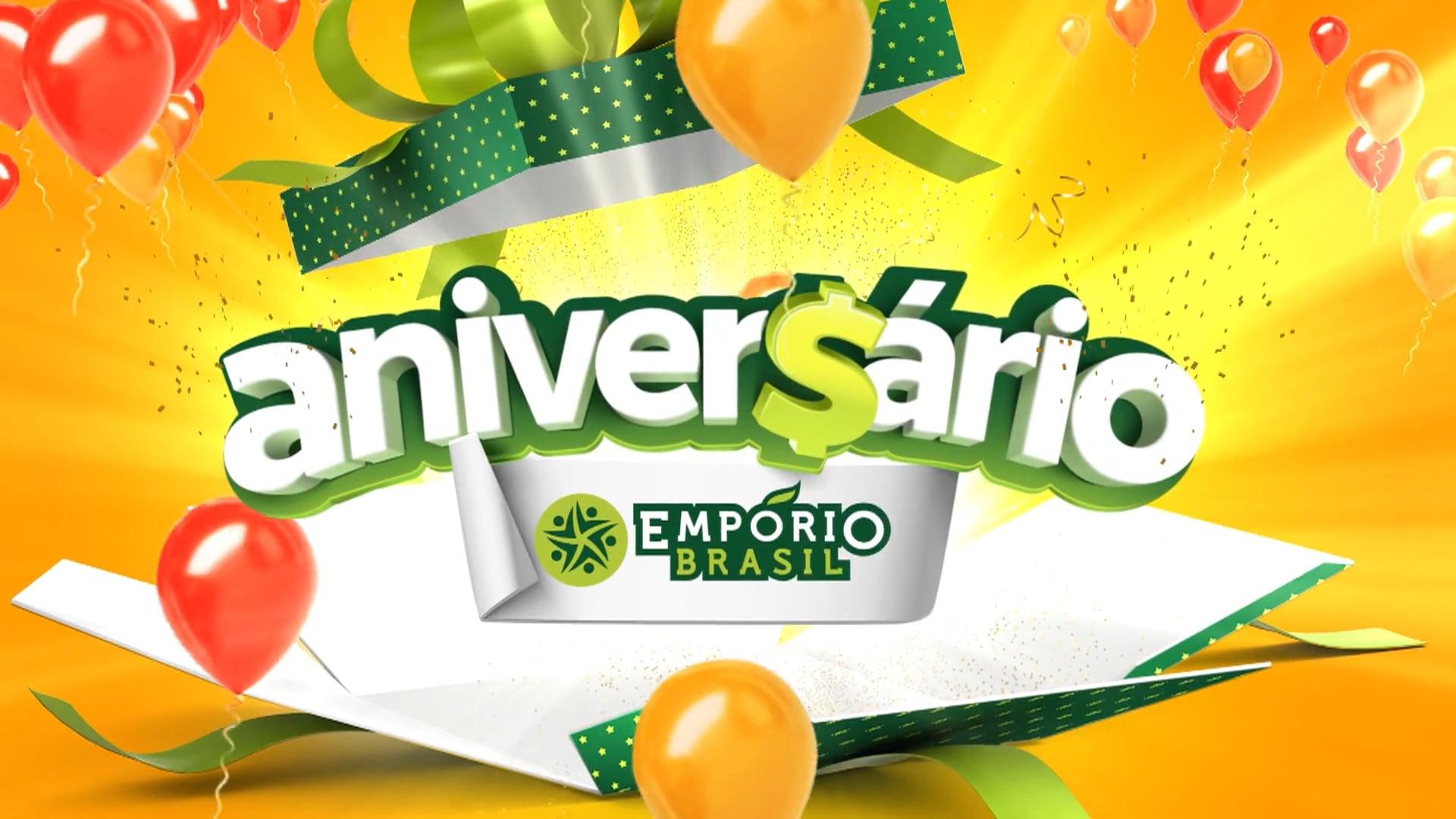 EMPÓRIO ANIVERSÁRIO
