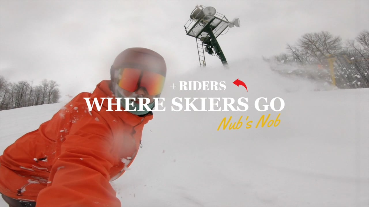 Nub's Nob - Season Pass 2020 - Short 2