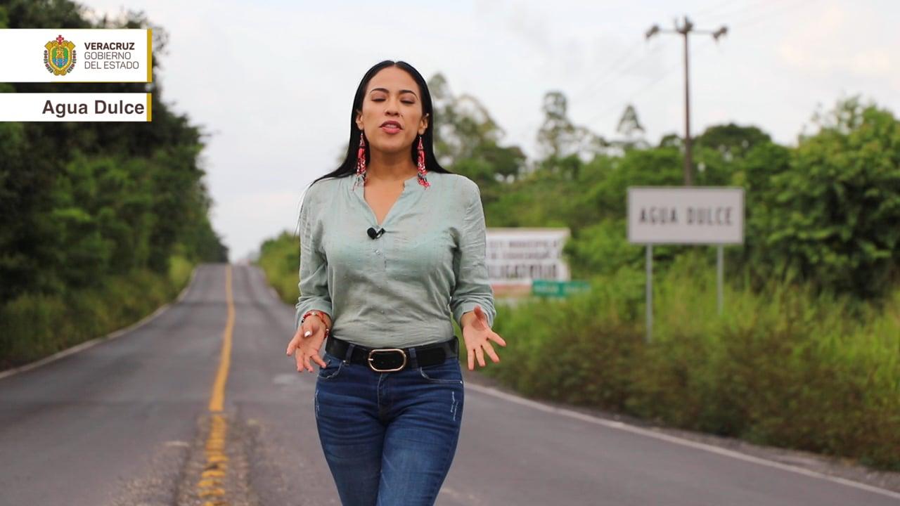 Orgullo Veracruzano: Agua Dulce