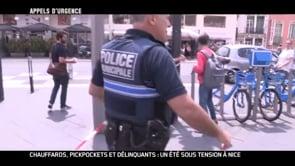 Chauffards, pickpockets, délinquants : un été sous haute tension à Nice