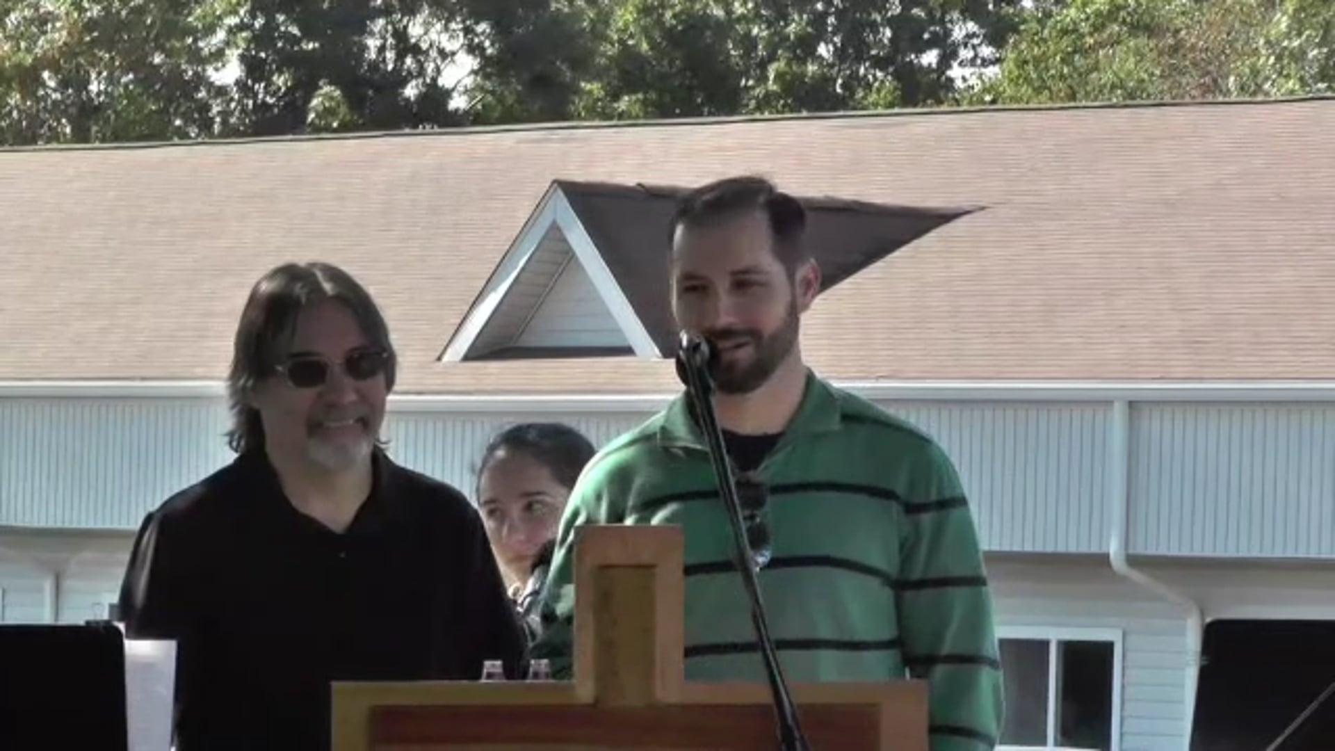 Ray's Testimony