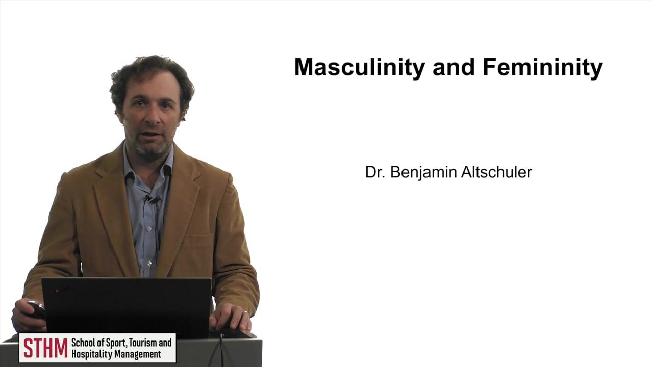 61902Masculinity and Femininity