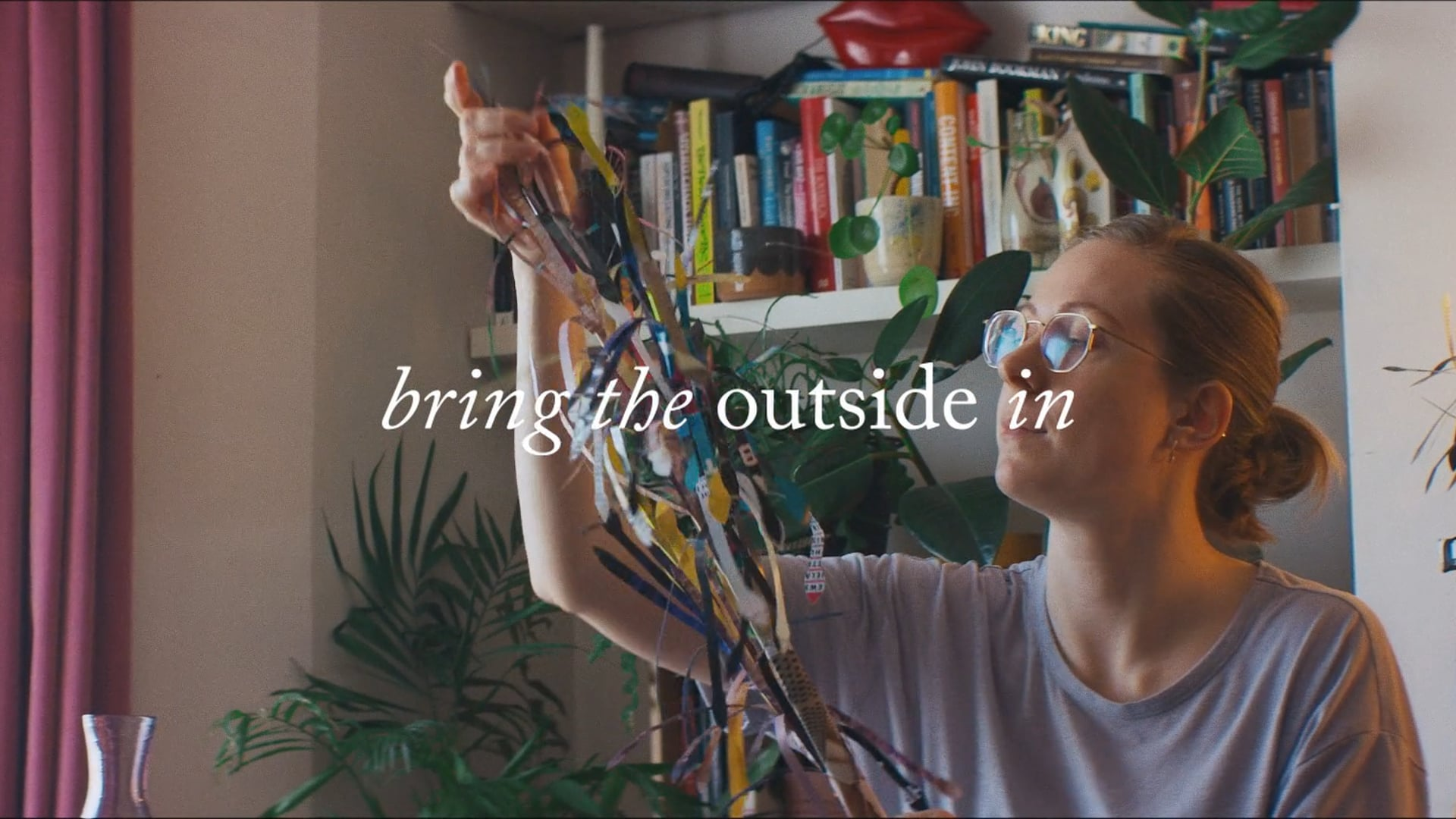 Kings College London: Bring The Outside In