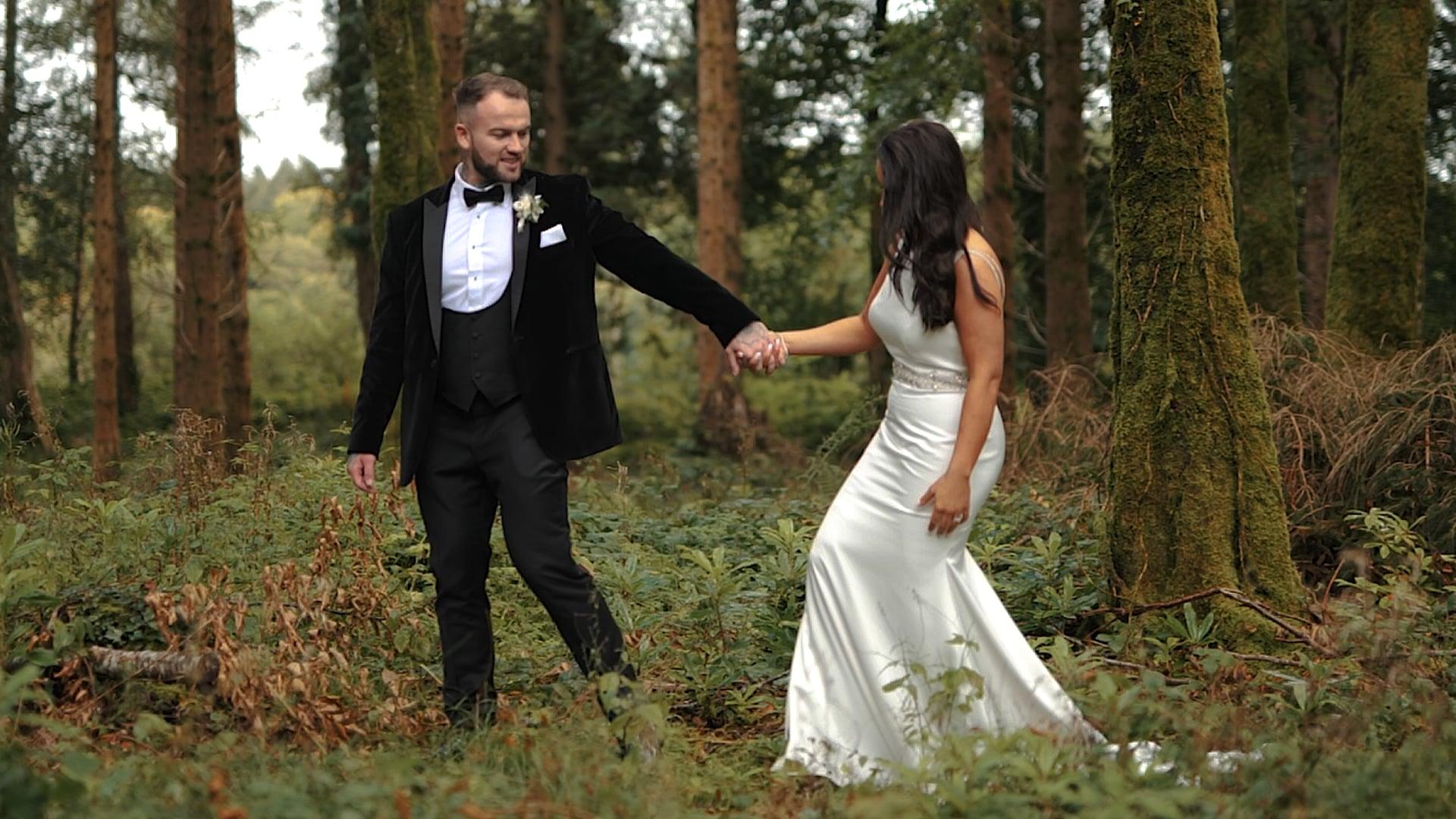 Amy & Ryan Wedding Film Highlights