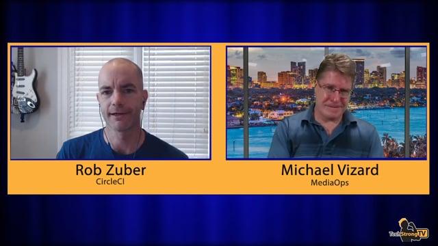 Rob Zuber - TechStrong TV