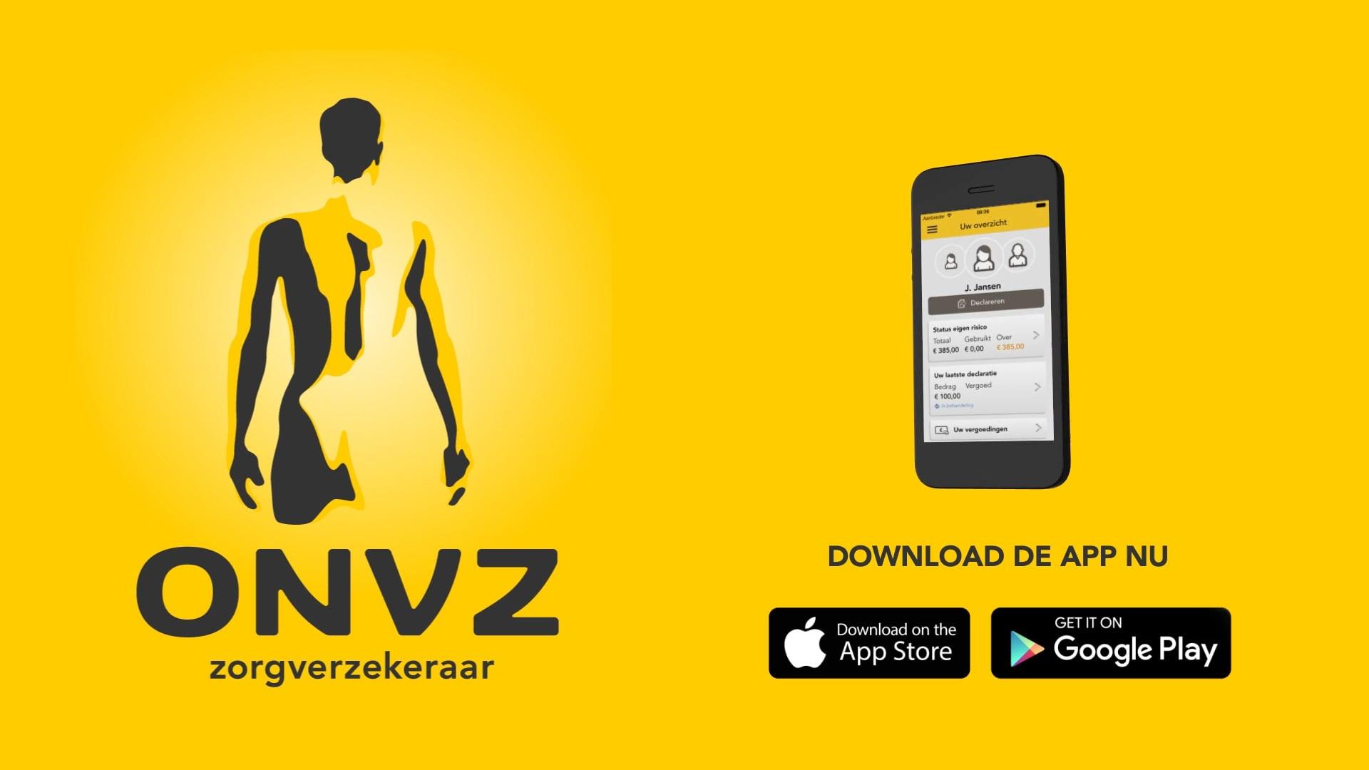 ONVZ app is vernieuwd