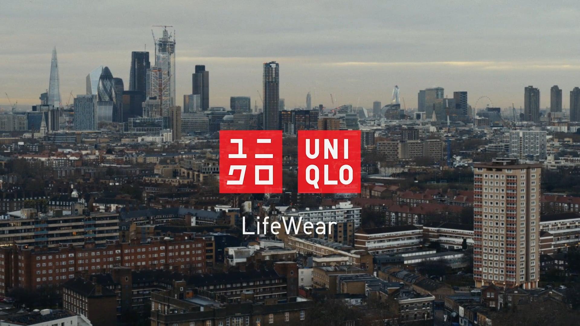 Uniqlo – London's morning warm up
