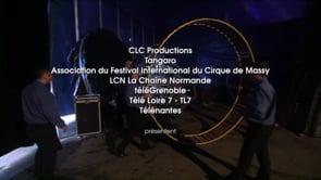 23ÈME FESTIVAL INTERNATIONAL DU CIRQUE DE MASSY