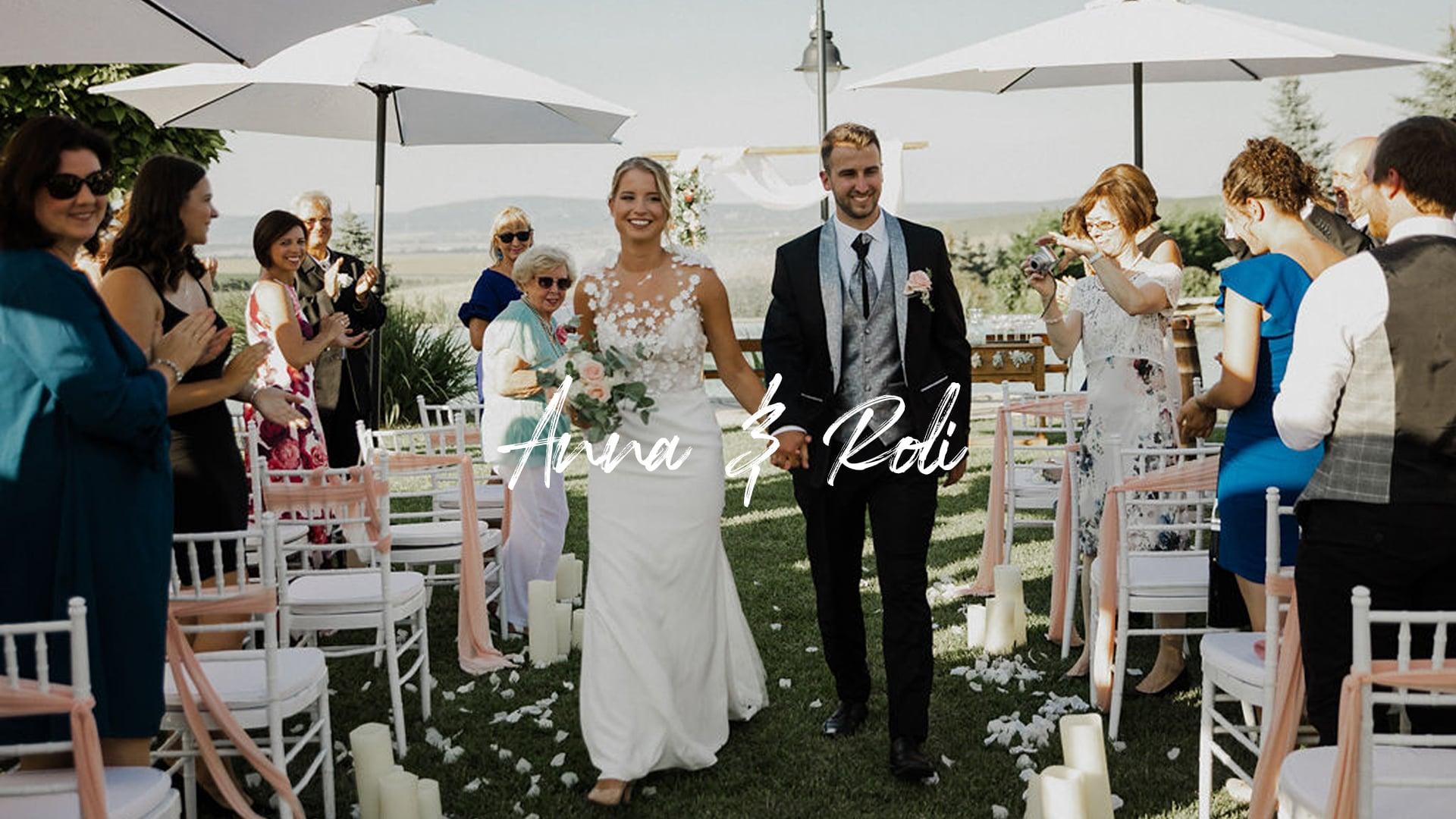 Anna & Roli Wedding Highlights, Plus Wedding Films version