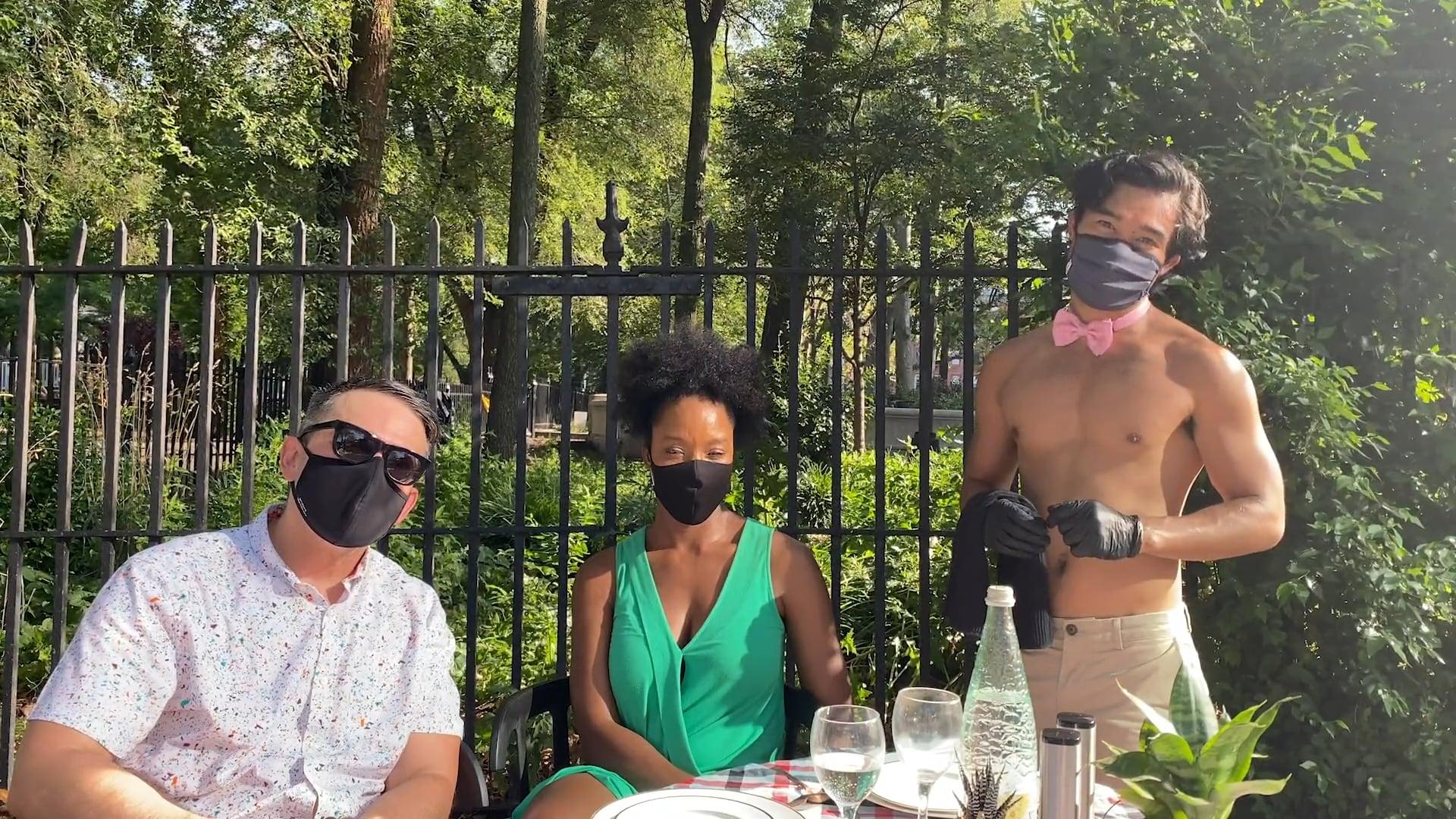 PSA: Wear A Mask