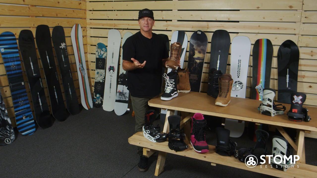 Snowboard Boots Pro Tutorial Videos