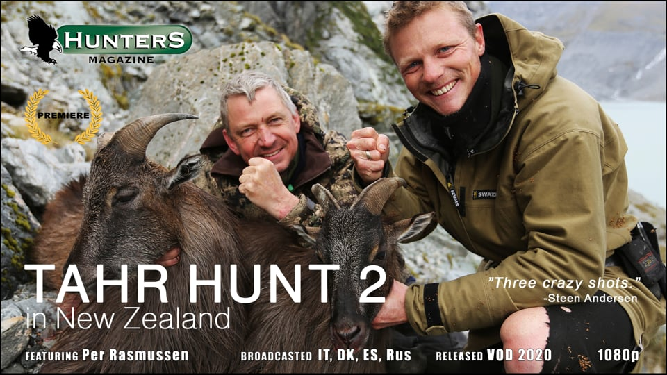 Tahr Hunt in New Zealand 2 of 2